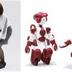 日立、自ら接客・案内サービスをおこなうヒューマノイドロボットを開発