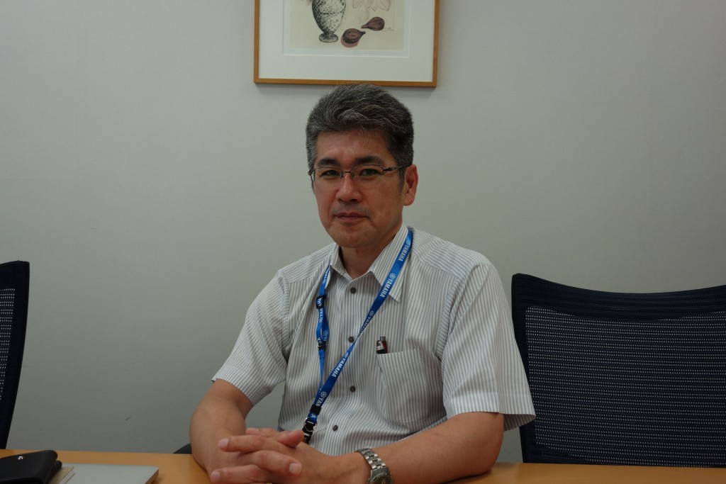 20160330_ヤマハ発動機IM事業部村松啓且ロボットビジネス部長-1024x683