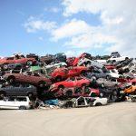 7月12日:自動車リサイクル法が制定された日