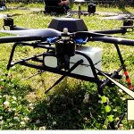 NICTら、上空のドローンから地上のロボットを遠隔制御する技術を発表