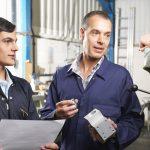 若手へ働きがいを与えるように工場を運営する