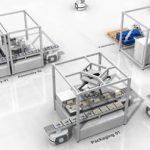 オムロン、AI搭載の搬送ロボットを発売