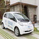 自宅から電気自動車に電力を送る、効率85% (畑陽一郎,[EE Times Japan])