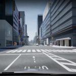 リアルにCG化した実在の場所を自動運転車が走る、異業種連携のシミュレーション (齊藤由希,[MONOist])
