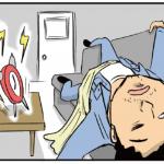 《現場川柳》七転び 会社のソファーで 八時起き