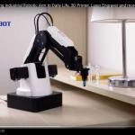 たった13万円で買える!本格的な卓上型アームロボット
