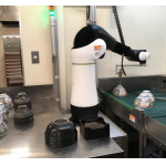 吉野家、店舗での食器洗浄工程に協働ロボットを導入。工数を78%削減