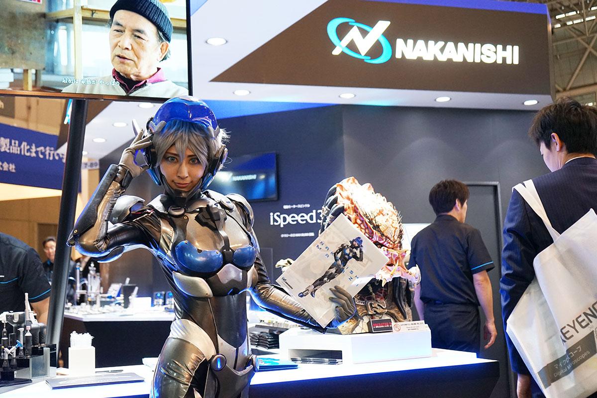 要素 技術 名古屋 機械 展