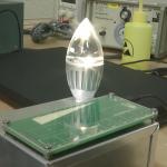 家庭/商業用LED照明アプリケーションのタッチ・センサ