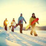 暖冬でもスキーが楽しめるのは一体何故??人工降雪機のメカニズム。