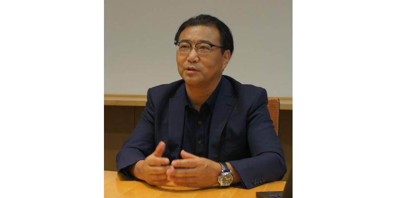 インフォニオン鈴木本部長
