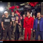 とうとう動画公開!日米ロボットバトル 殴って撃ってぶちかまして。。。結果は?