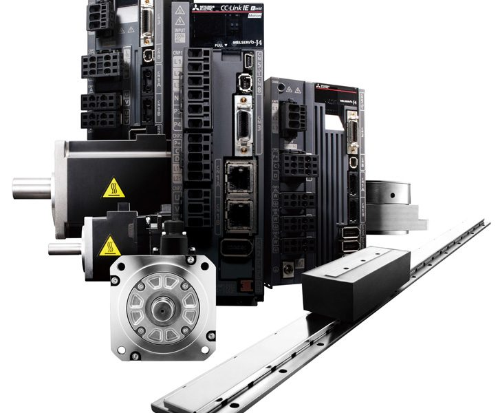 三菱電機_サーボシステム製品群