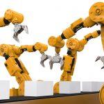 日本ロボット工業会 17年7~9月期ロボット統計 生産台数、前年同月比44%増