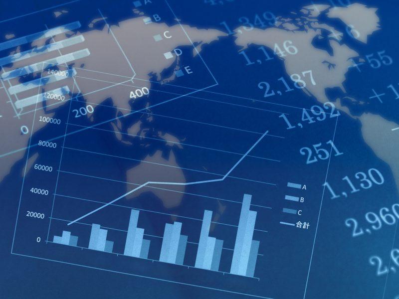 ビジネスイメージ 世界経済