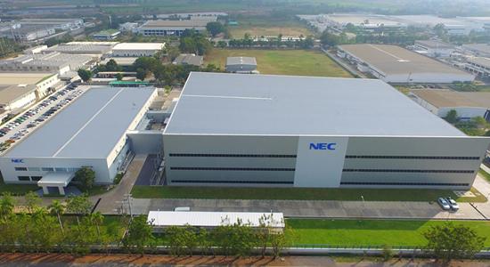 工場情報_NEC
