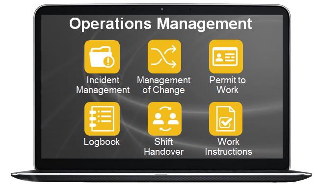 横河電機_Operations Managementの機能