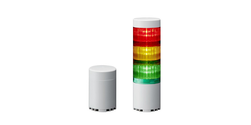 パトライト信号灯