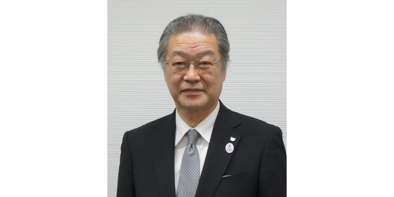 キヤノン枝窪本部長