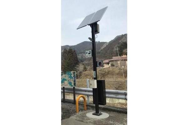日東工業_ソーラースタンド