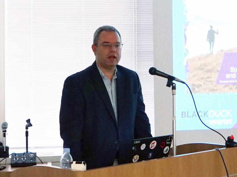 シノプシス_OSSセキュリティ&リスク調査