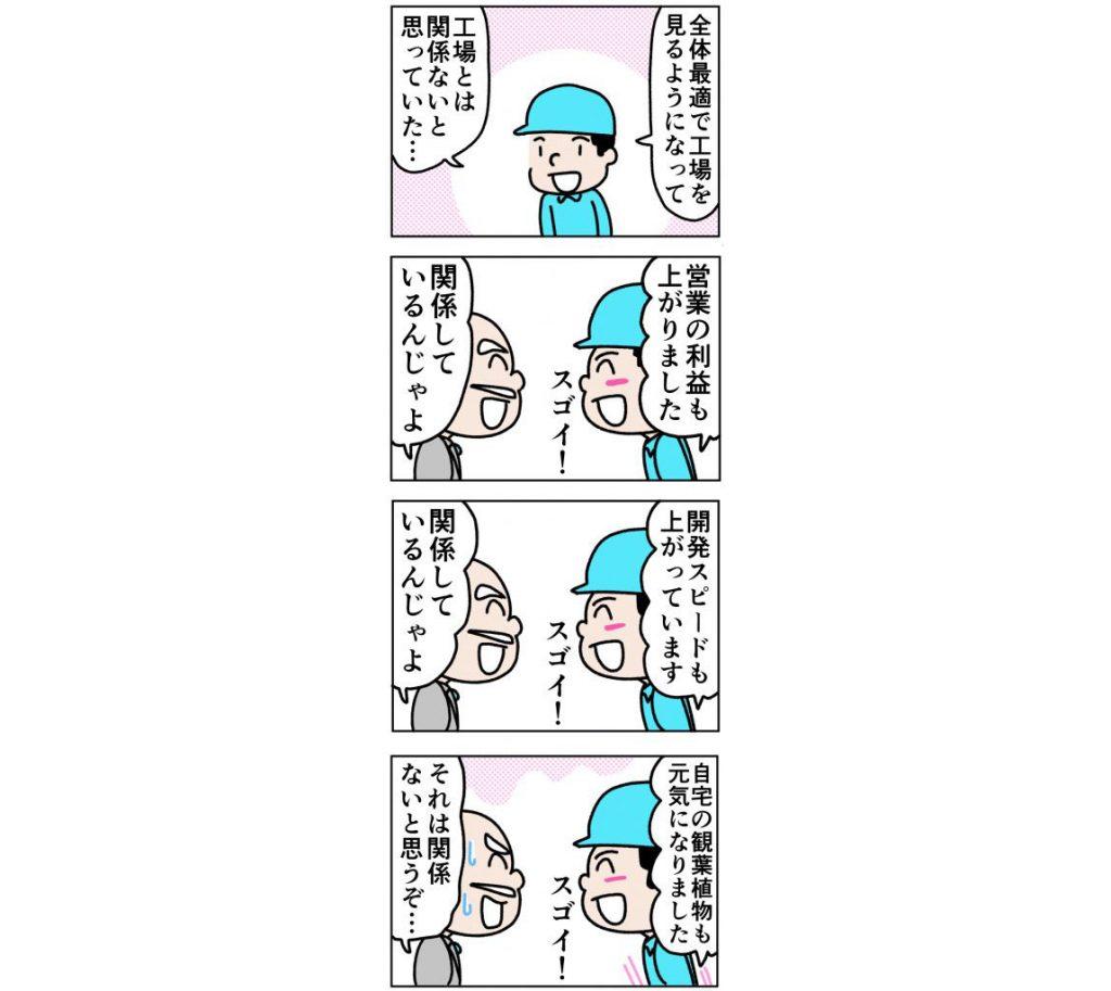 日本の製造業が本来持っている強み【1】