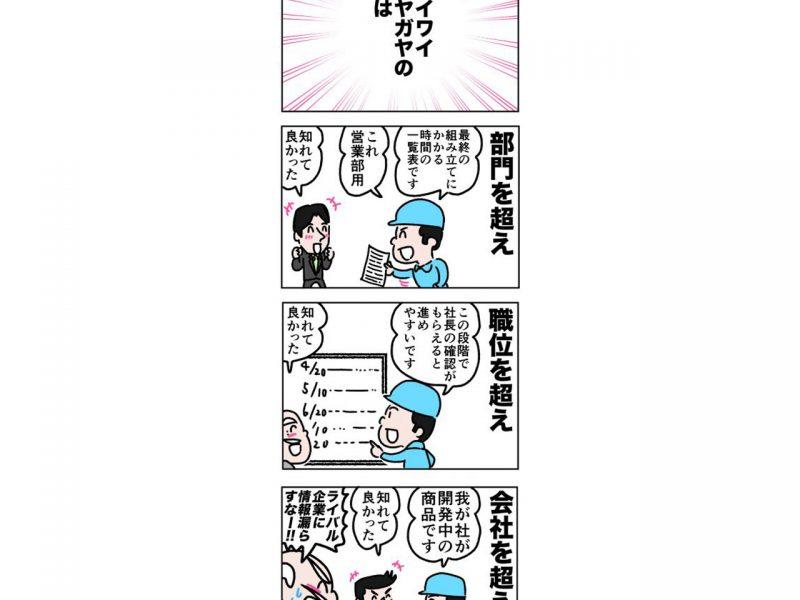 日本の製造業が本来持っている強み【5】-eye