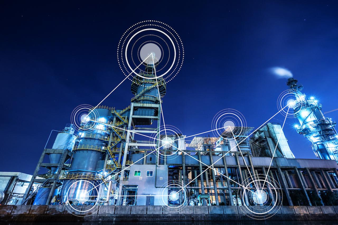 smart factory plant