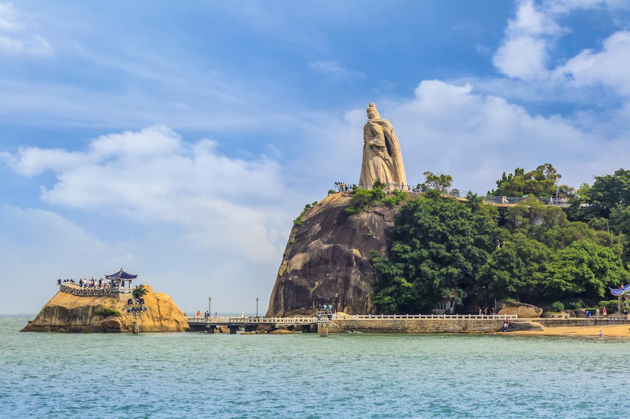 Xiamen Gulangyu scenery