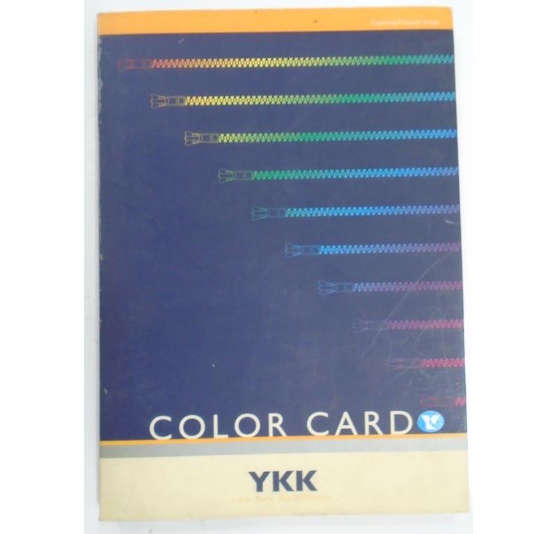 YKKのジッパー(ファスナーテープ)は色がいっぱい_01