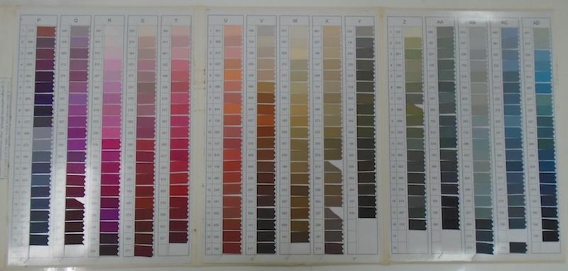 YKKのジッパー(ファスナーテープ)は色がいっぱい_02