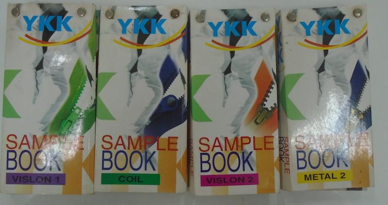 YKKのジッパー(ファスナーテープ)は色がいっぱい_04