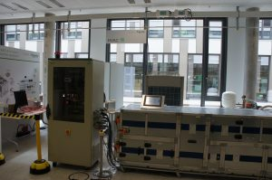 HVACの実機デモ・テストコーナー