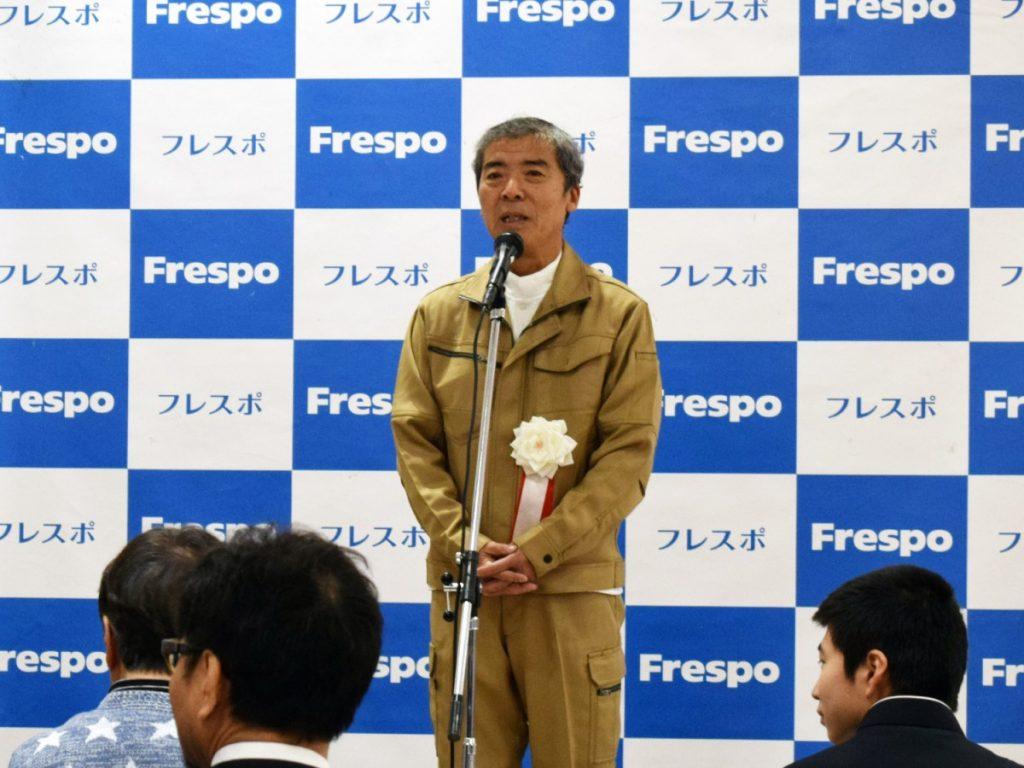 「工場を記録する会」の岡本好行会長