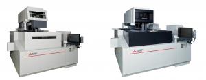 三菱電機_ワイヤ放電加工機_MV4800S(左)MV4800R(右)