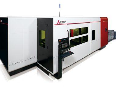三菱電機_ファイバー二次元レーザー加工機ML3015GX-F80