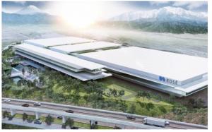 南アルプス工場 イメージ図