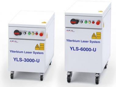 超コンパクトモデル ファイバーレーザー「YLS-Uシリーズ」