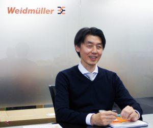 日本ワイドミュラー 中村 淳 代表取締役社長