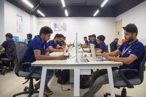 インドのソフト開発センター