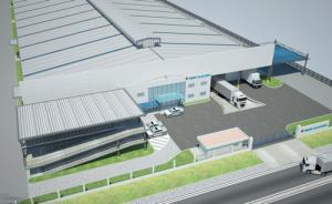 第1工場改修後イメージ図
