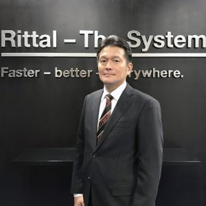 リタール代表取締役 新岡卓氏