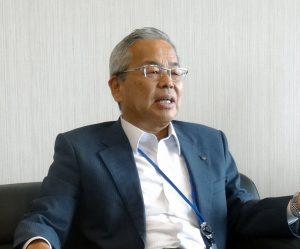 サンワテクノス 田中裕之代表取締役社長