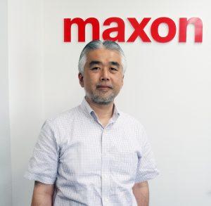マクソンジャパン 船所匡司代表取締役社長
