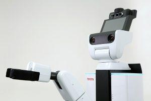 ヒューマンサポートロボット