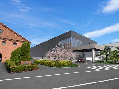 新工場のイメージ