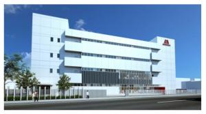 「森永エンゼルミュージアム-MORIUM」イメージ図(MORIUMは1階2階スペース)