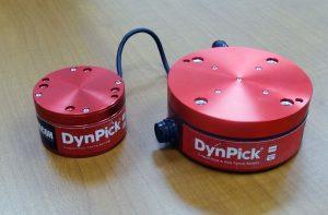6軸力覚センサ「Dyn Pick」