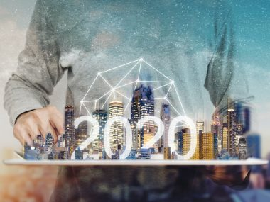 2020 augmented reality technology, new technology and new trend business investment