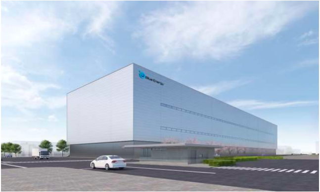 工場情報_GSユアサ_新工場の外観イメージ